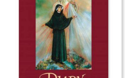 "New Edition! ""Diary of Saint Maria Faustina Kowalska – Divine Mercy in My Soul"""